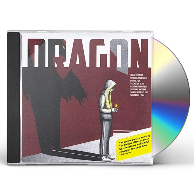 Tim Phillips DRAGON (ORIGINAL SOUNDTRACK) CD