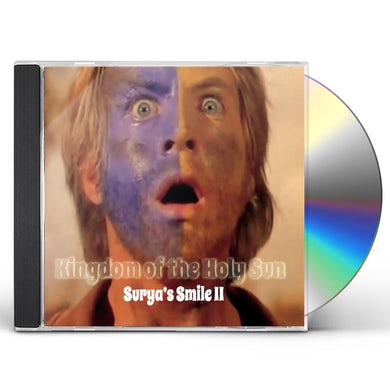 Kingdom of the Holy Sun SURYAS SMILE II CD