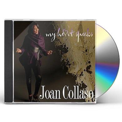 Joan Collaso MY HEART SPEAKS CD