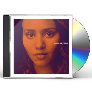 Mayra Andrade LOVELY DIFFICULT CD