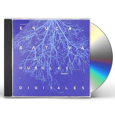 Sativa Eruca HUELLAS DIGITALES EN VIVO CD