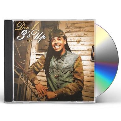 Dee-1 3'S UP CD