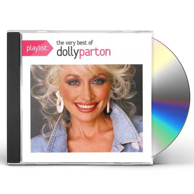 Playlist: The Very Best of Dolly Parton CD