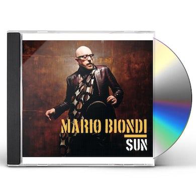 Mario Biondi SUN CD
