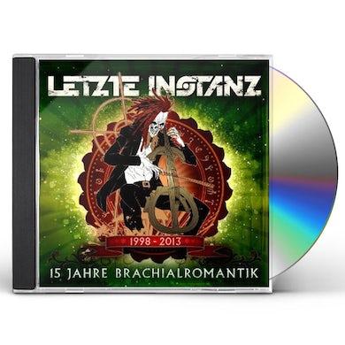 Letzte Instanz 15 JAHRE BRACHIALROMANTIK CD