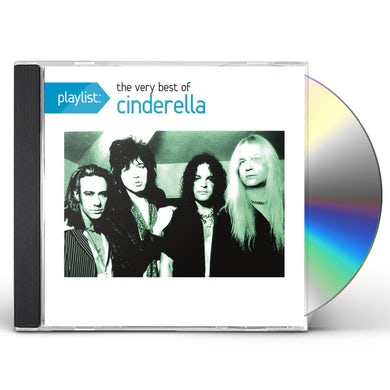 Playlist: The Very Best Of Cinderella CD