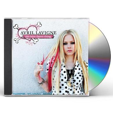 Avril Lavigne BEST DAMN THING (GOLD SERIES) CD