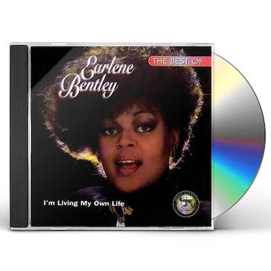 Earlene Bentley BEST OF CD