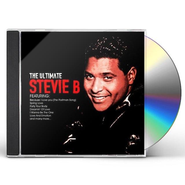 ULTIMATE STEVIE B CD
