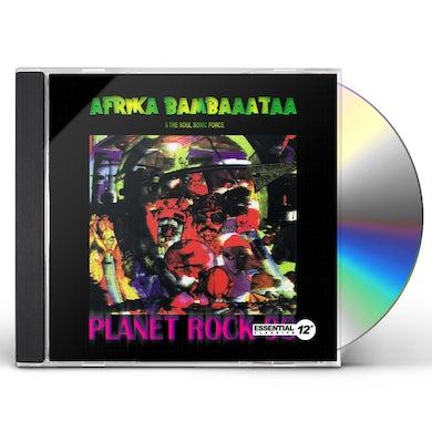 Afrika Bambaataa PLANET ROCK 98 CD