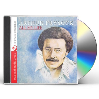 Arthur Prysock ALL MY LIFE CD