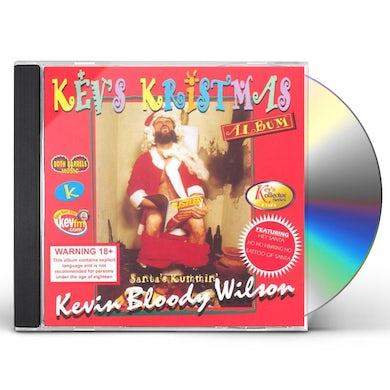 Kevin Bloody Wilson KEV'S KRISTMAS CD