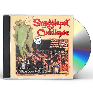 SNUGGLEPOT & CUDDLEPIE THE MUSICAL: IN CONCERT CD