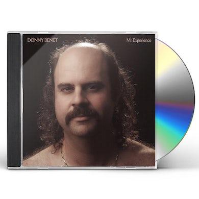 Donny Benet MR EXPERIENCE CD