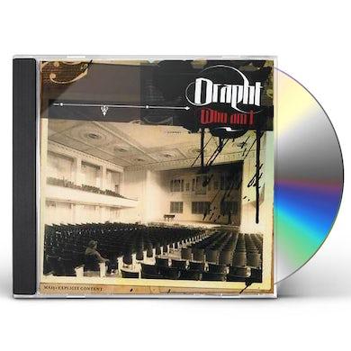 Drapht WHO AM I CD