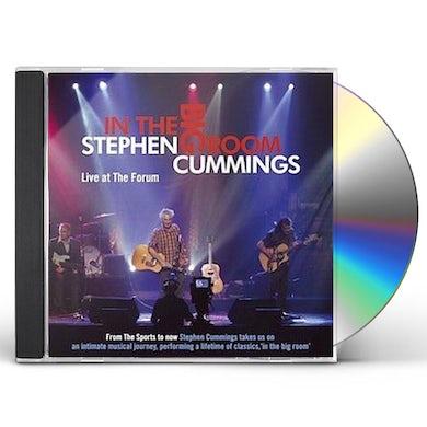 Stephen Cummings IN THE BIG ROOM CD