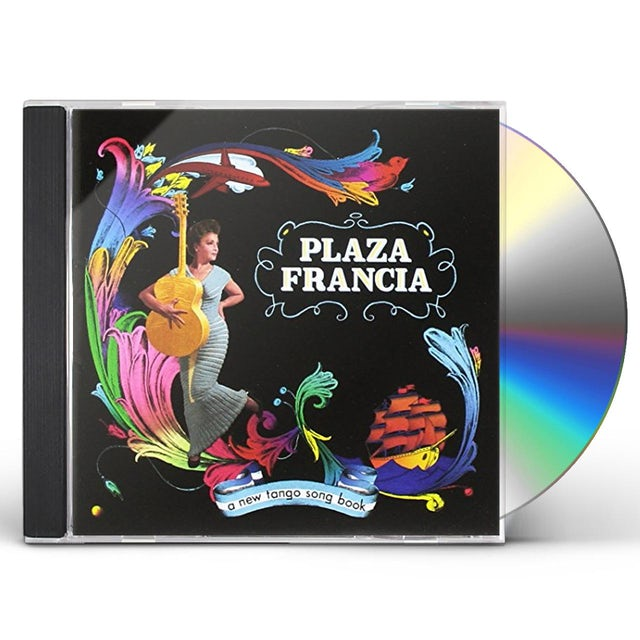 Plaza Francia NEW TANGO SONG BOOK CD