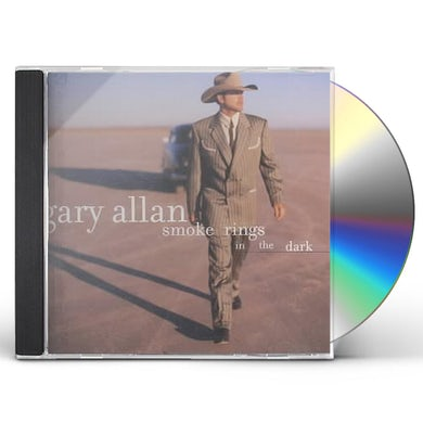 Gary Allan SMOKE RINGS IN THE DARK CD