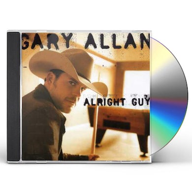Gary Allan ALRIGHT GUY CD