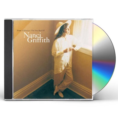 Nanci Griffith FROM A DISTANCE: THE VERY BEST OF CD