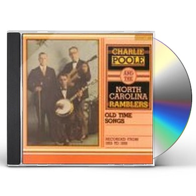 Charlie Poole OLD-TIME SONGS CD