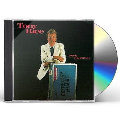 Tony Rice ME & MY GUITAR CD