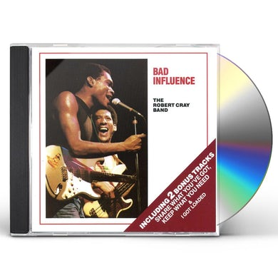 Robert Cray BAD INFLUENCE CD