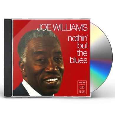 Joe Williams NOTHIN BUT THE BLUES CD