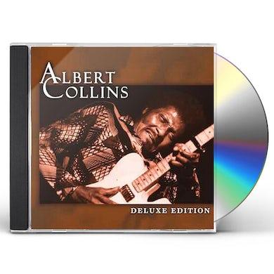 Albert Collins DELUXE EDITION CD