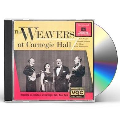 Weavers AT CARNEGIE HALL 1 CD