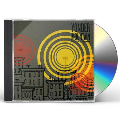 YONDER MOUNTAIN STRING BAND CD