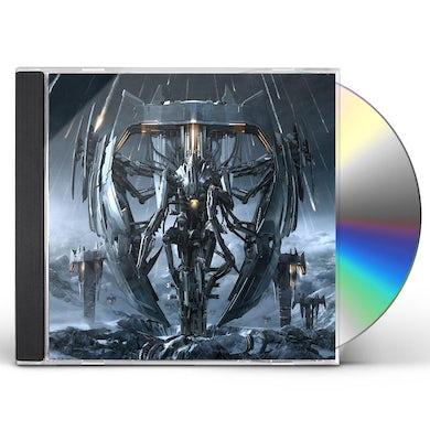 Trivium VENGEANCE FALLS CD