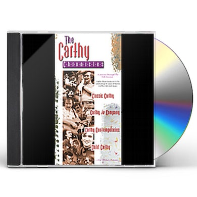 Martin Carthy CARTHY CHRONICLES: A JOURNEY THROUGH FOLK REVIVAL CD