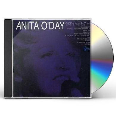 Anita O'Day ANGEL EYES CD