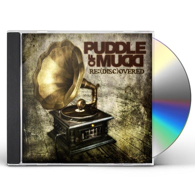 Puddle Of Mudd RE:(DISC)OVERED CD