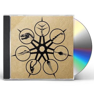 Ian Cooke ANTIQUASAURIA CD