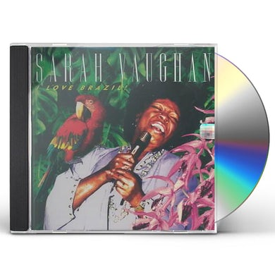 Sarah Vaughan I Love Brazil! CD