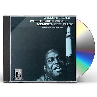 Willie Dixon WILLIE'S BLUES CD