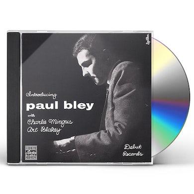 INTRODUCING PAUL BLEY CD