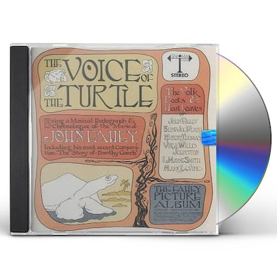 John Fahey VOICE OF THE TURTLE CD