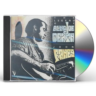 John Fahey LEGEND OF BLIND JOE DEATH CD
