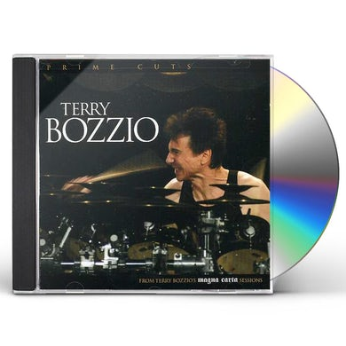 Terry Bozzio PRIME CUTS CD
