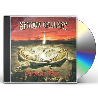 Shadow Gallery CARVED IN STONE CD