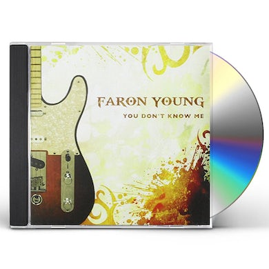 Faron Young YOU DON'T KNOW ME CD