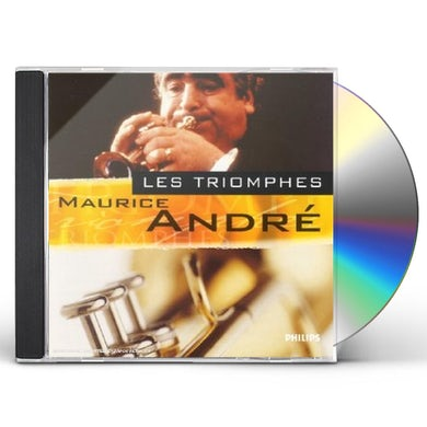 Maurice Andre LES TRIOMPHES CD