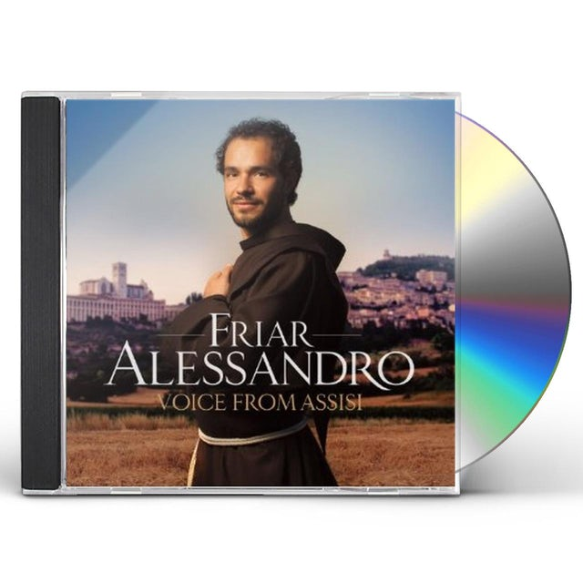 Friar Alessandro VOICE FROM ASSISI CD
