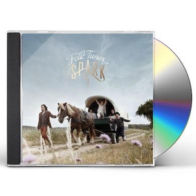 Spark FOLK TUNES CD
