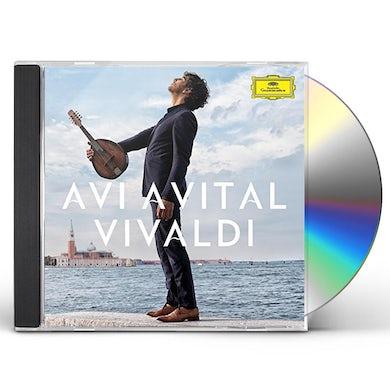 Avi Avital VIVALDI CD
