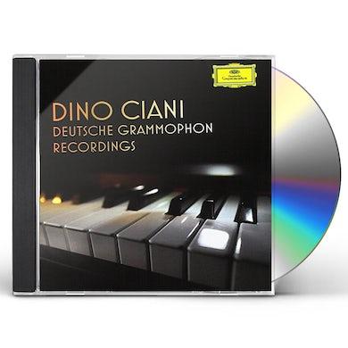 Dino Ciani DEUTSCHE GRAMMOPHON RECORDINGS CD