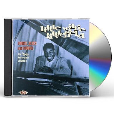 Little Willie Littlefield BOOGIE BLUES & BOUNCE-MODERN RECS 2 CD
